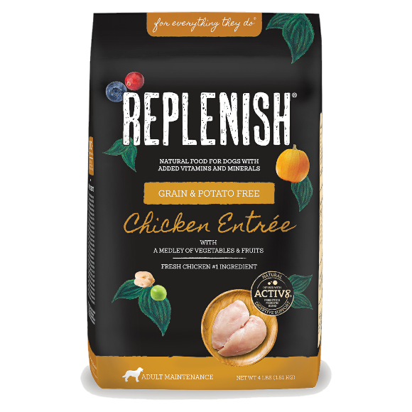 Replenish Chk Activ8 580 A