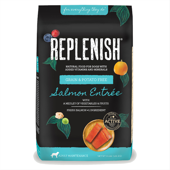 Replenish Slm Activ8 580